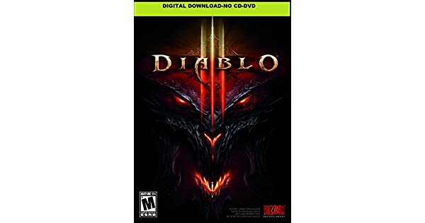 Buy Diablo 3 (PC Code) Online at Low Prices in India
