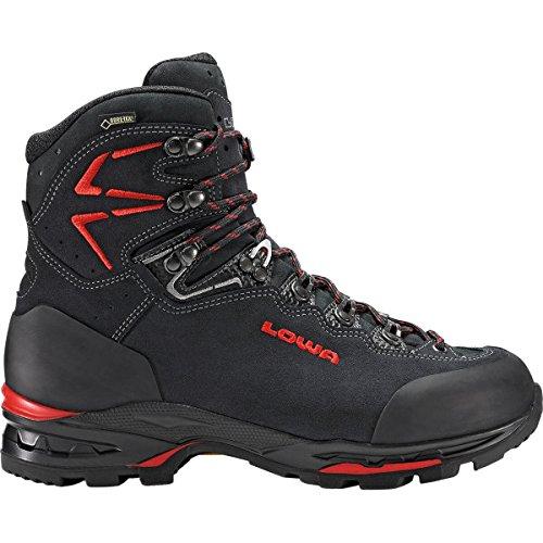 Lowa Ticam II GTX chaussures trekking Bleu marine/rouge