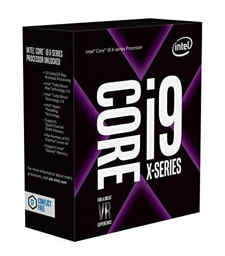 Intel BX80673I97900X Procesador Core i9-7900X X-series
