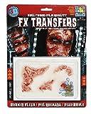 Die besten FX-Halloween-Kostüme - FX Transfers Verbrannte Haut Make-up Set für Halloween Bewertungen