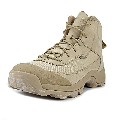 Under Armour Ridge Mid Cuir Botte Désert