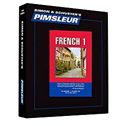 Pimsleur French Level 1 Cd: Learn To Speak & Understand French With Pimsleur Language Programs (Comprehensive)
