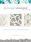 F&W Media-North Light Books: Zentangle Untangled. Kass Hall introduces you to the fun and relaxing doodling process of Zentangle- an engaging art form that uses repetitive patterns to create striking works of art that anyone can achieve regardles...