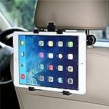 Generic Car Back Seat Headrest Mount Holder For iPad 2 3/4 Air 5 Air 6 ipad mini 1/2/3 AIR Tablet SAMSUNG Tablet PC Stands Car