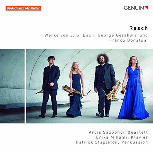 Rasch - Werke für Saxophonquartett