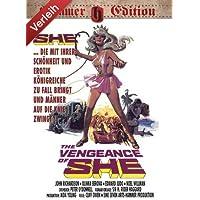 The Vengeance of She - Hammer Edition