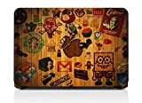 #8: GrapeApeTM 3M Vinyl Hipster Sticker Collage Laptop Skin