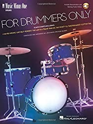 For Drummers Only: Music Minus One Drum
