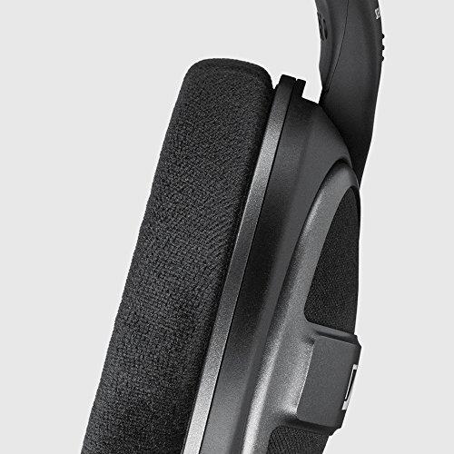 Sennheiser HD 569 Headset (ohrumschließendes, geschlossenes, für Anrufe/Musik) matt-schwarz - 5