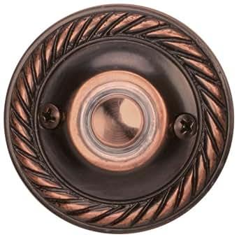 Heathco Antik Kupfer Klingel 871AC