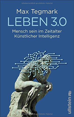 Buchseite und Rezensionen zu 'Leben 3.0: Mensch sein im Zeitalter Künstlicher Intelligenz' von Max Tegmark