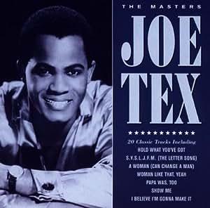 Joe Tex Masters