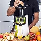 Centrifuga per Frutta e verdura in pressato a freddo, Estrattore di Jugo cecojuicer di Cecotec.
