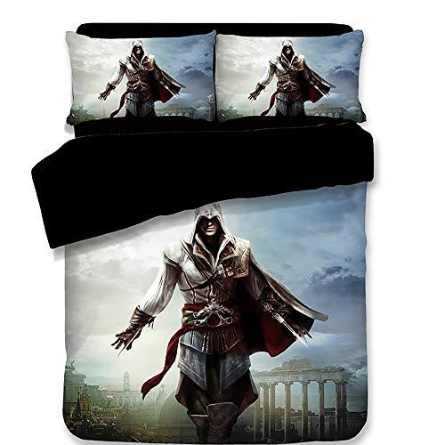 Juego Funda nórdica Impreso 3D Assassin'S Creed Modelo