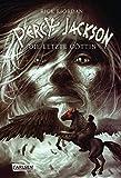 Percy Jackson - Die letzte Göttin (Percy Jackson 5) (German Edition)