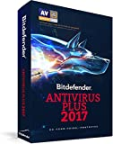 Bitdefender Antivirus Plus 2017 - 3 PCs, 1 Year [Download Licence Key Only] Sent by email