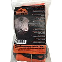 CASS Creek–Drag-n-sled sanglier Glide–Ccdsdsb–Sanglier Slide–46% plus facile de faire glisser les pinceaux–Hog Chasse