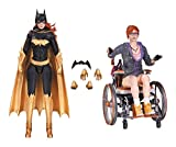 "Batman JUN160387 ""Arkham Knight Batgirl Oracle"" Action-Figuren (2 Stück)"