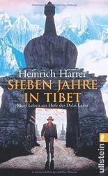 Sieben Jahre in Tibet: Mein Leben am Hofe des Dalai Lama hier kaufen