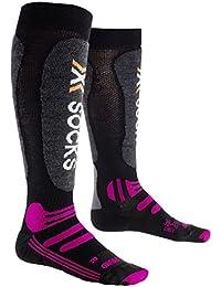 X-socks - Chaussettes De Ski All Round Femme X-socks - 41/42 - Rose