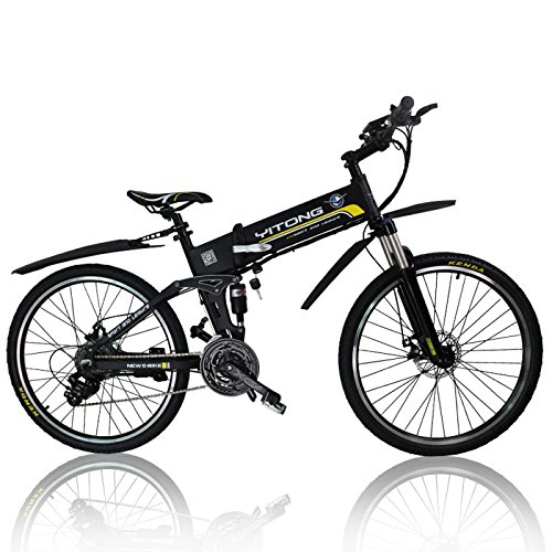 51iyupQx7VL. SS500  - GTYW, Electric, Folding, Bicycle, Mountain, Bicycle, Moped, Electric Car, Battery Life 30KM