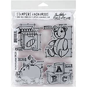 Stempel blueprint childhood anonymous agw statische for Amazon stempel