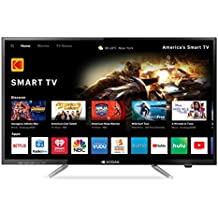 Kodak 80 cm (32 Inches) HD Ready LED Smart TV Kodak 32HDXSMART (Black)