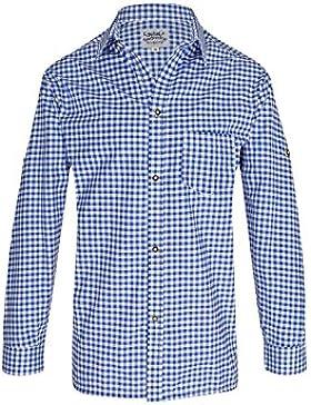 Herren Trachtenhemd Bavaria Gr.S-6XL Verschiedene Farben