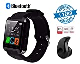 Best MOTOROLA Gps Heart Rate Watches - Twogood Advanced U8 Touchscreen Bluetooth Smartwatch With Sim Review