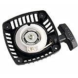 MagiDeal Komplette Motor Starter Zugschnur Motorseilzugstarter Für 1/5 Hsp94050 Benzin Gas Rc Auto Motor Eingestellt