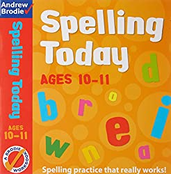 Spelling Today for Ages 10 - 11