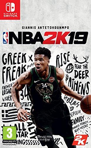 NBA 2K19 - Nintendo Switch [Edizione: Regno Unito]