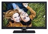 Telefunken XF22A101 56 cm (22 Zoll) Fernseher (Full HD, Triple Tuner) schwarz
