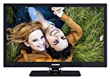 Telefunken XF22A101 56 cm (22 Zoll) Fernseher (Full HD, Triple Tuner, DVB-T2 H.265/HEVC)