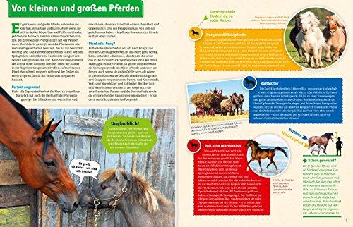 Livres Couvertures de Pferde und Ponys: mehr als 100 Pferderassen und ihre Besonderheiten, über 650 Fotos! (WAS IST WAS Edition)