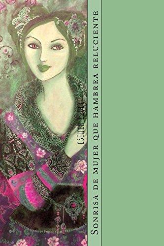Sonrisa de mujer que hambrea reluciente por Esther Llull