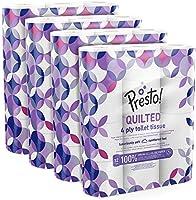 Marque Amazon - Presto! Papier toilette