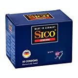SICO 60 SIZE 50er Box Kondome - Made in Germany