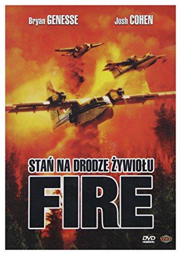Feuer - Gefangen im Inferno [DVD] [Region 2] (IMPORT) (Keine deutsche Version)