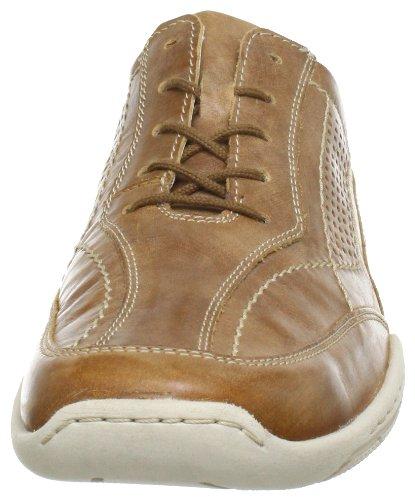 Zapatos Hombre Seibel Marrón castagne Josef 345 Bajos 24213952345 qwpfBwgO