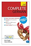 Complete German (Learn German with Teach Yourself): Book - New edition
