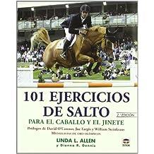 101 ejercicios de salto para el caballo y el jinete