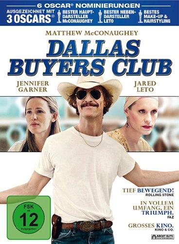 Bild von Dallas Buyers Club Mediabook (exklusiv bei Amazon.de) [Blu-ray]