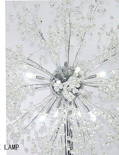 Best Price DXZMBDM Floor Lamps Imitate Crystal / LED Modern/Comtemporary Metal/GDNS Dandelion/Firework , white-220-240v Special