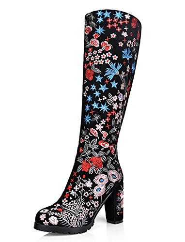 Nine SevenKnee High Boot - Stivali donna Black