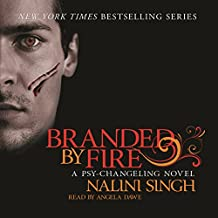 Branded by Fire: Psy-Changeling, Book 6