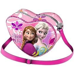 Frozen - Bolso Bandolera Corazón Frozen (varios colores)