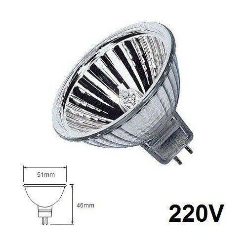 DICROICA MR16230V 50W Halogenlampe EDM 35018