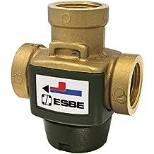 Esbe; VTC 311 70ºC; Valvula de carga para calderas de biomasa de 30 Kw