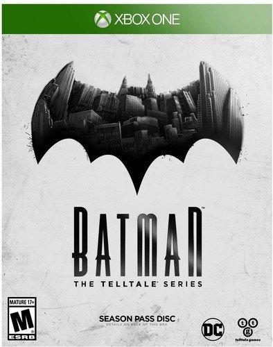 Batman: The Telltale Series – Xbox One 51iz5cG8KxL